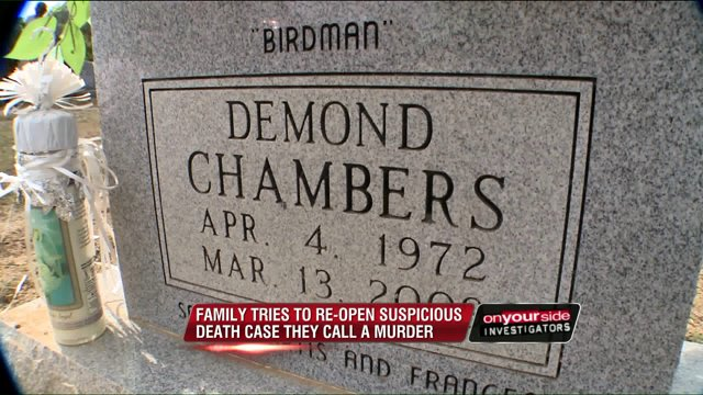 Marianna Family Pushes To Re Open Suspicious Death Case Wreg Com