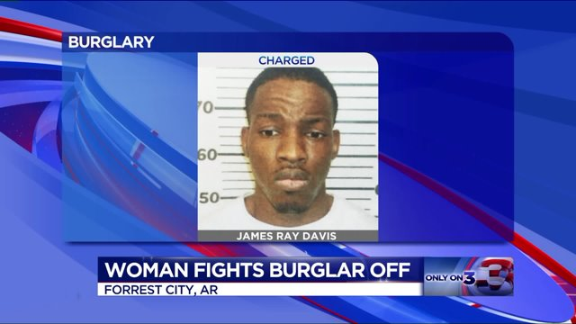 Forrest City Woman Takes Matters Into Her Hands Holds Attempted Burglar At Gunpoint Wreg Com