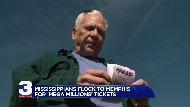 Lottery Fever Sweeps Into Tennessee As Mega Millions Jackpot Hits 1 Billion