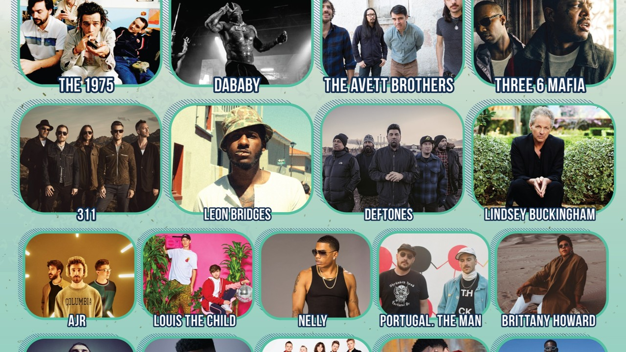 Beale Street Music Festival releases final lineup