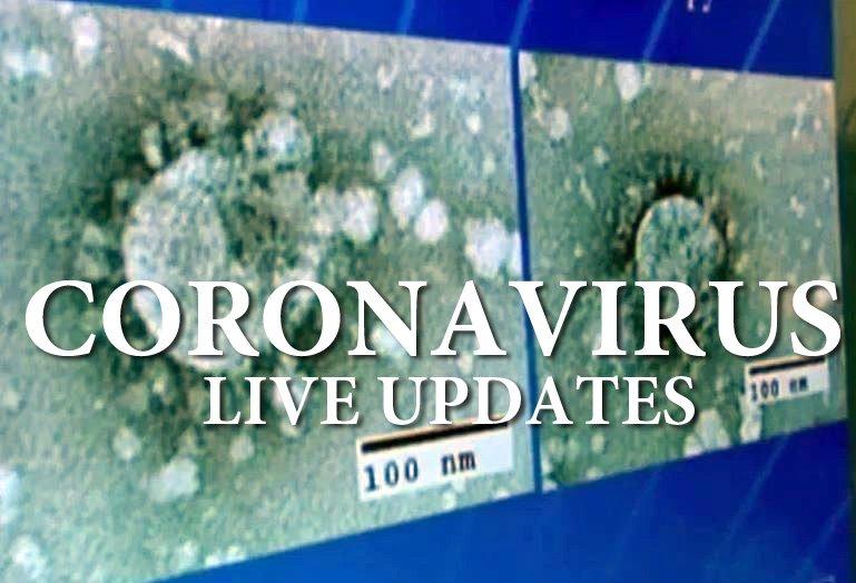 Live Updates The Coronavirus