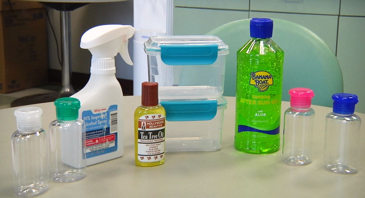 DISCLAIMER: This hand sanitizer is not a substitute for proper handwashing. And while this home ...
