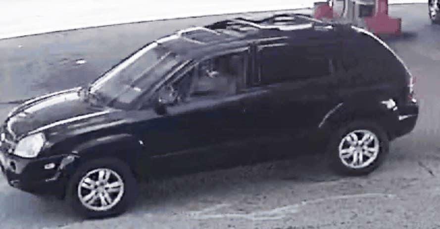 Police looking for woman allegedly involved in gas station shooting