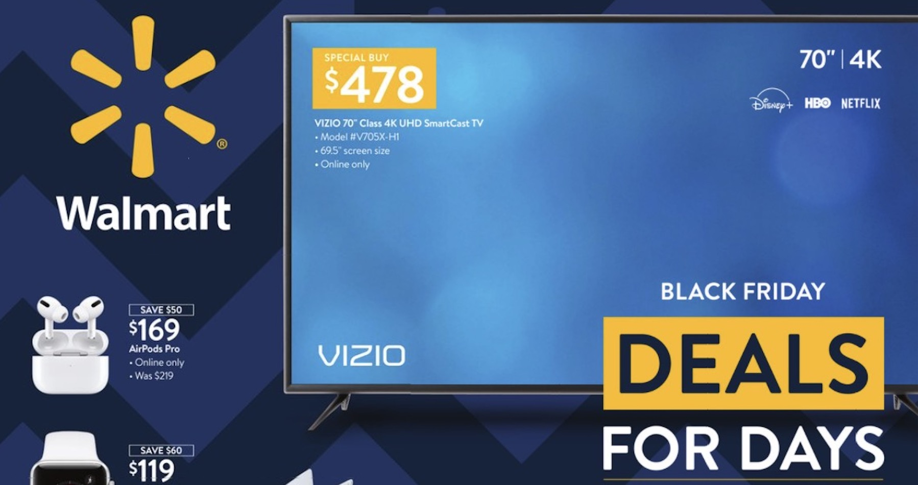 Walmart Black Friday Here Are The Best Deals You Can Find Right Now Online