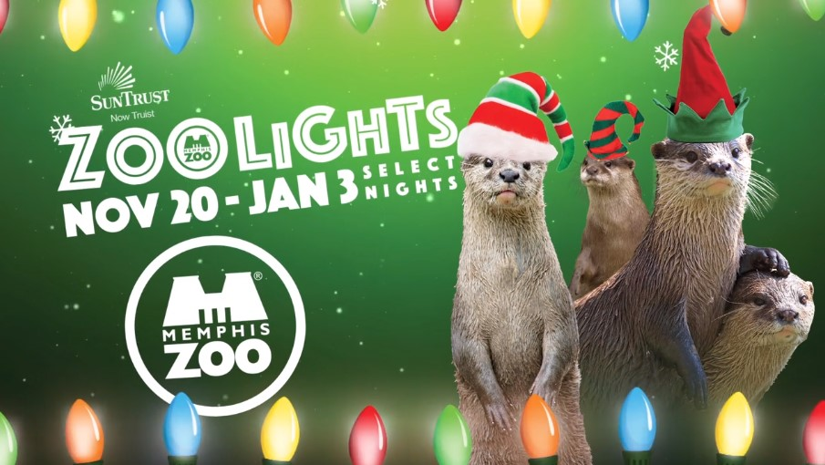 Southaven Ms Christmas Lights 2020 Zoo Lights returning to Memphis Zoo | WREG.com