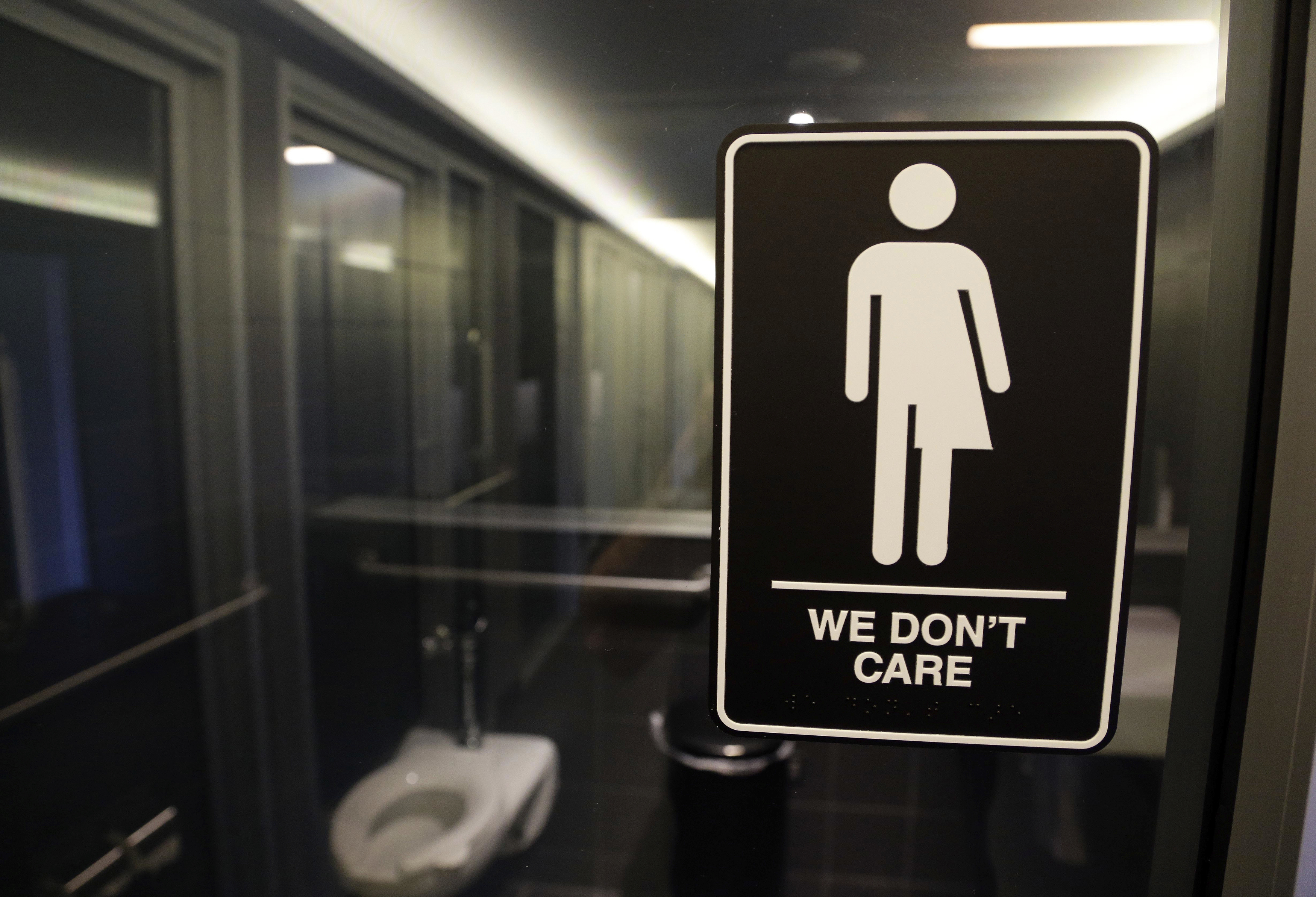 Transgender Bathroom Sign Bill Being Amended Not Pulled From Consideration