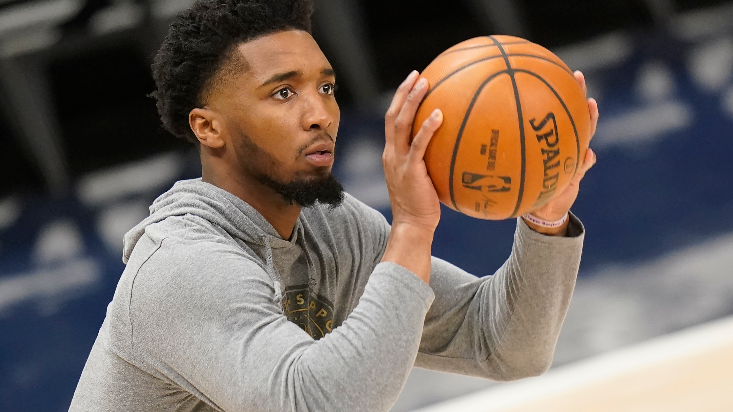 Donovan Mitchell expresses 'frustration' with Utah Jazz after sitting him  in Game 1 against Grizzlies